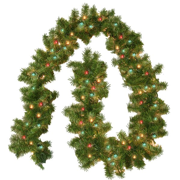 christmas garlands youll love wayfair