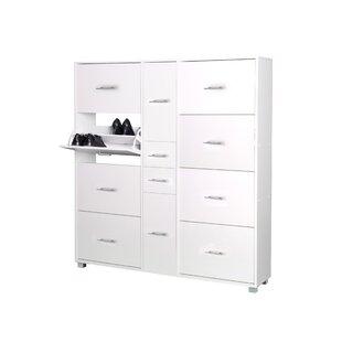 Mahlum 50 Pair Shoe Storage Cabinet By Brayden Studio