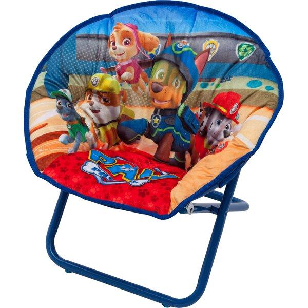 Deltachildren Paw Patrol Children S Saucer Chair Wayfair