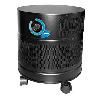 Allerair Airmedic Pro 5 Ultra Smoke Uv Room Hepa Air Purifier Wayfair