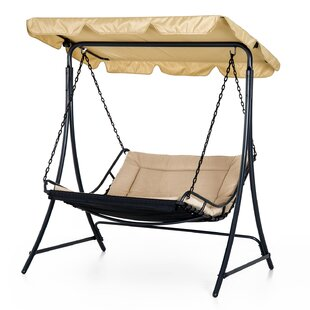 Winston Porter Virgil Porch Swing with Stand