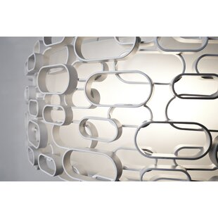 Terzani Glamour 3-Light Flush Mount
