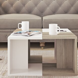 Lianna Coffee Table by Turn on the Brights