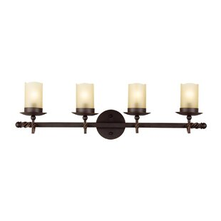 Lottie 4-Light Vanity Light