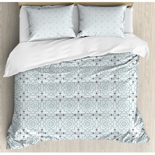 Duvet Cover Tyrolean Hearts dis Aprica Beige Mountain