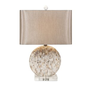 Sonja Classy Mother of Pearl 23 Table Lamp