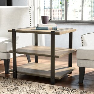 Northeast Jefferson Chairside Table by Trent Austin Design