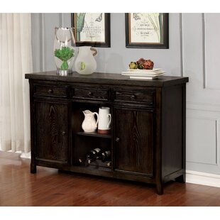 Jules 3-Drawer Buffet Table