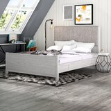 Chisholm Queen Platform Bed by Trule