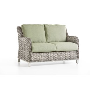 Cape Lookout Loveseat With Cushions
