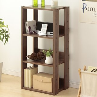 Etagere Bookcase by IRIS USA, Inc. SKU:EE667631 Purchase