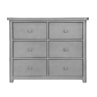 Price comparison Stratford 6 Drawer Double Dresser by Baby Appleseed Reviews (2019) & Buyer's Guide