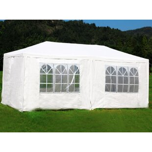 20 Ft. W x 10 Ft. D Steel Party Tent by MCombo