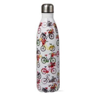 Bike Ride 25 oz. Stainless Steel Bottle