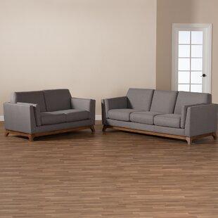 Brummett 2 Piece Living Room Set by George Oliver