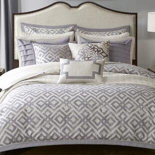 Stein Comforter Set by Madison Park Signature