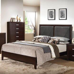 Welcher Upholstered Panel Bed by Brayden Studio