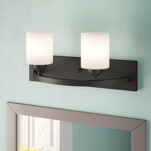 Ebern Designs Cusack 2-Light Vanity Light