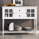 Mullane 42 Console Table by Rosecliff Heights