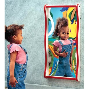 Playscapes Giant Giggle Wall Mirror