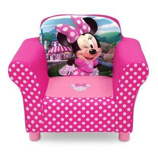 Delta Children Disney' Minnie Mouse Armchair