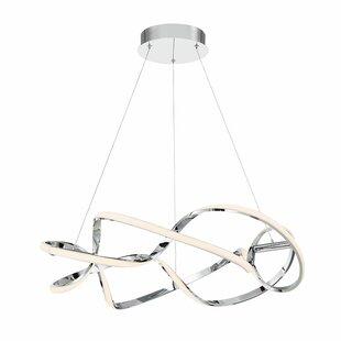 Orren Ellis Fralick 1-Light LED Novelty Pendant
