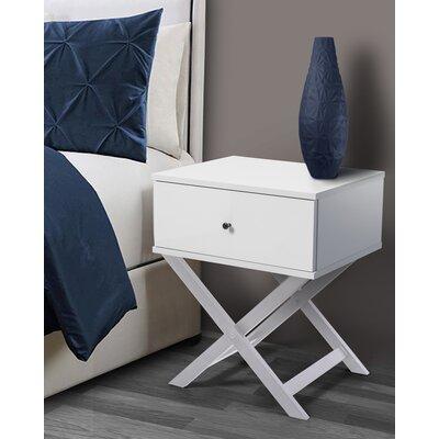 Nachttisch Nathanial | Schlafzimmer > Nachttische | Melamin | ModernMoments