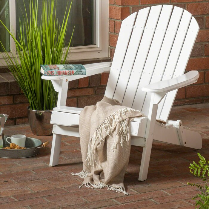 Swell Ridgeline Solid Wood Folding Adirondack Chair Caraccident5 Cool Chair Designs And Ideas Caraccident5Info