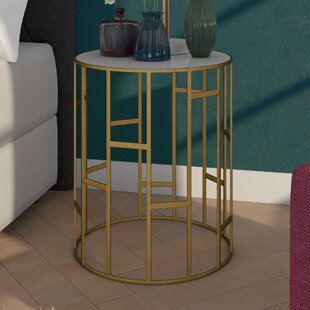 Nasim End Table by Willa Arlo Interiors