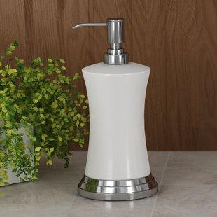 Purchase Silvernail Soap & Lotion Dispenser ByLatitude Run