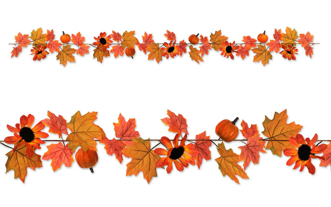 The Holiday Aisle Fall Thanksgiving Autumn Banner