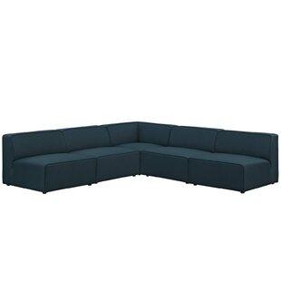 Teal Sectional Sofa | Wayfair