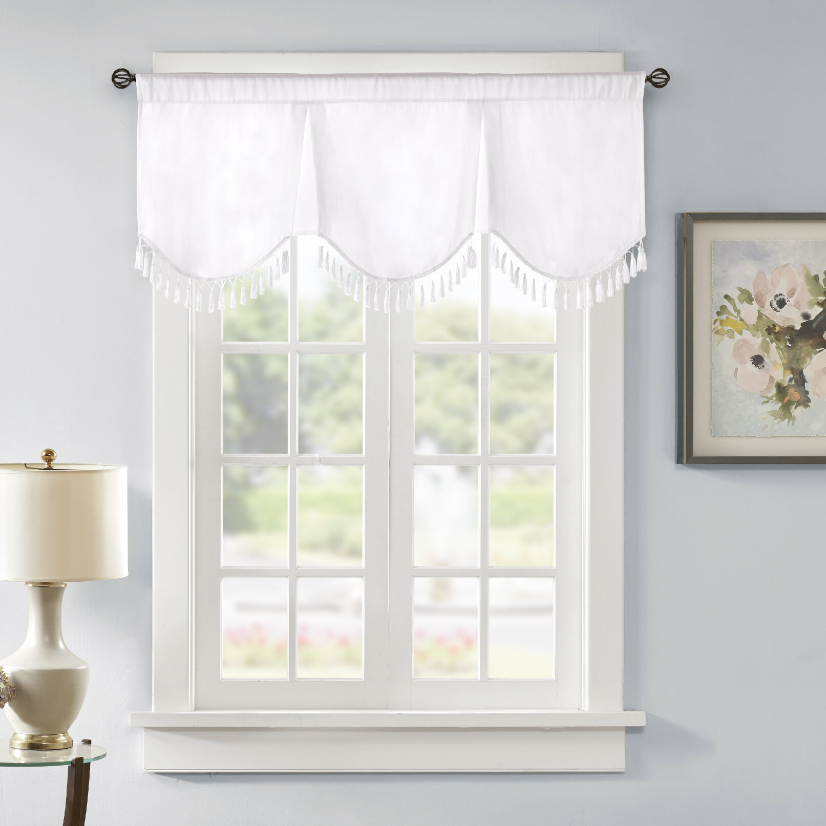 curtain window best diy box bay ideas blinds valance pinterest nursery on t cornice aluminum
