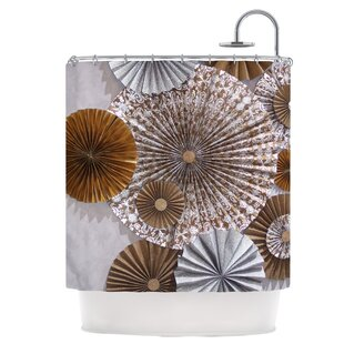 Single Shower Curtain by East Urban Home Best #1