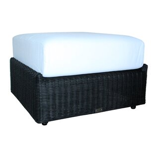 E9-Halo Palma Ottoman with Cushion