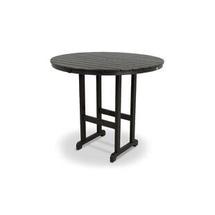 Monterey Bay Bar Table by Trex Outdoor Wonderful
