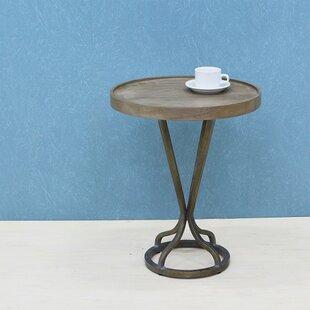Attirant Vintage Industrial Tray Table