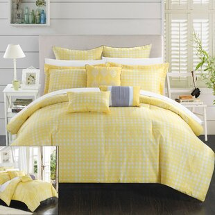 Sicily 6 Piece Reversible Comforter Set