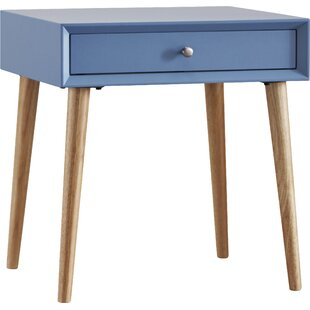 Mercury Row Blakeney End Table With Storage