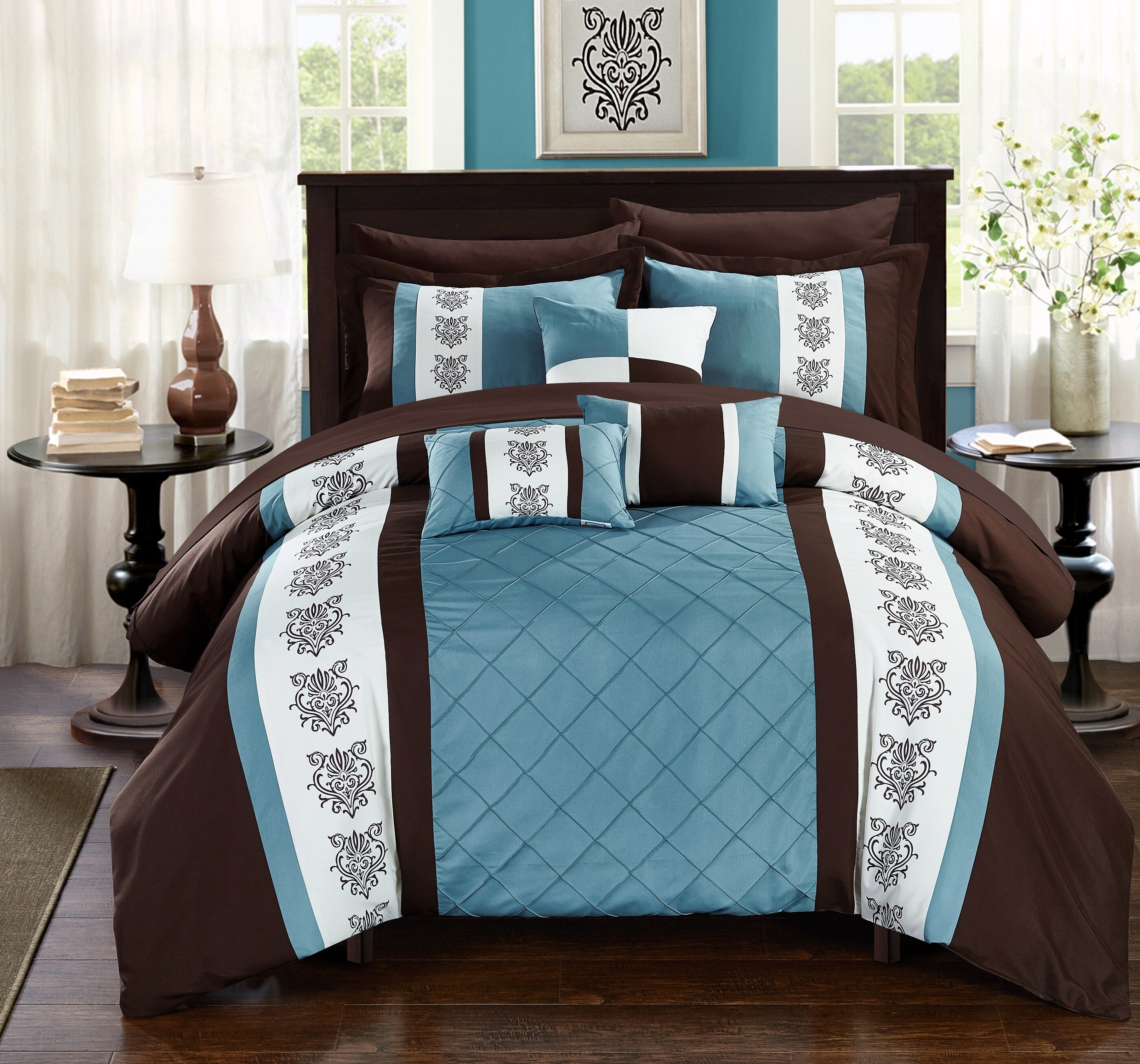 Bed In A Bag Brown Bedding You Ll Love In 2021 Wayfair