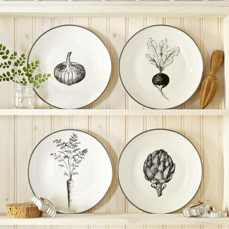Philbrook Vegetable Plates