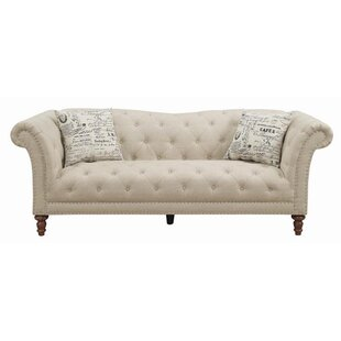 Tab Chesterfield Sofa