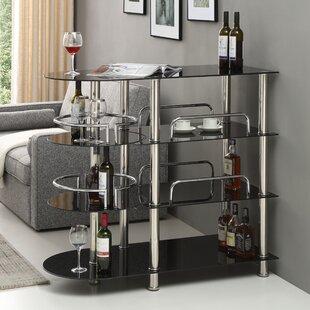 Lamoille Mini Bar | Wayfair