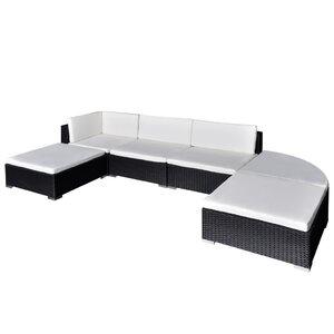 4-Sitzer Ecksofa-Set von dCor design
