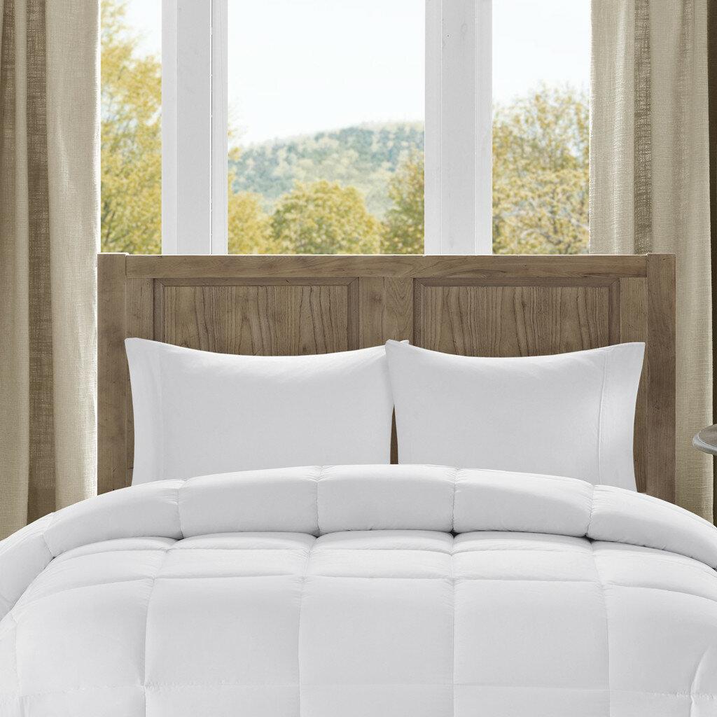 Bibb Home All Season Down Alternative Comforter Reviews Wayfair