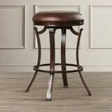 Arbon 26 Swivel Counter Stool by World Menagerie