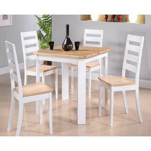 Zipcode Design Lizbeth 5 Piece Dining Set