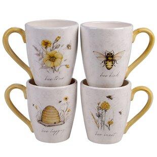 Coffee Oversized Mugs Teacups You Ll Love In 2021 Wayfair
