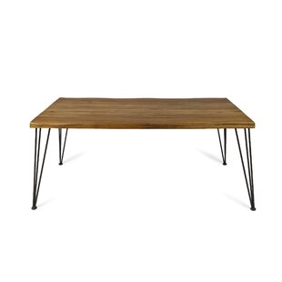 Vikesha Solid Wood Dining Table
