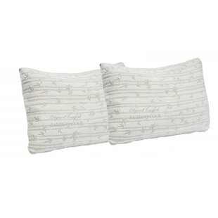 Aya Medium Polyester Pillow (Set of 2) By Alwyn Home